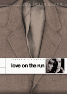 Love on the Run DVD Cover